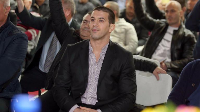 Треньор на олимпийски шампион и босът на федерацията по борба на турнир в Димитровград