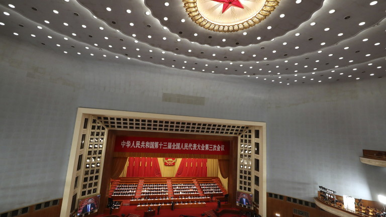 Китайската народна република (КНР) очаква бюджетен дефицит за тази година
