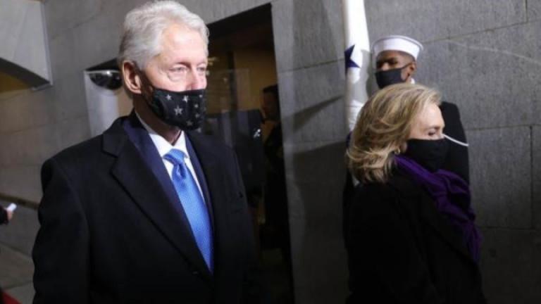 Бившият президент на САЩ Бил Клинтън вероятно ще бъде изписан