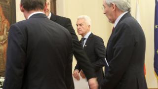 """За """"чиновническо изложение"""" обяви Сидеров решеното от КСНС"""
