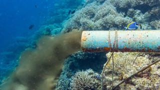 Отходни води замърсяват морето край Ахтопол