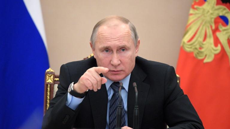 Путин обвинява Запада в дестабилизиращо господство над Балканите