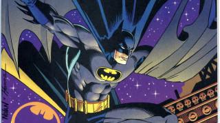 Човекът, който рисува Батман, Спайдърмен и Жокера