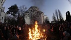 """Сръбската църква поведе протест срещу """"страданията"""" на сърбите на Балканите"""