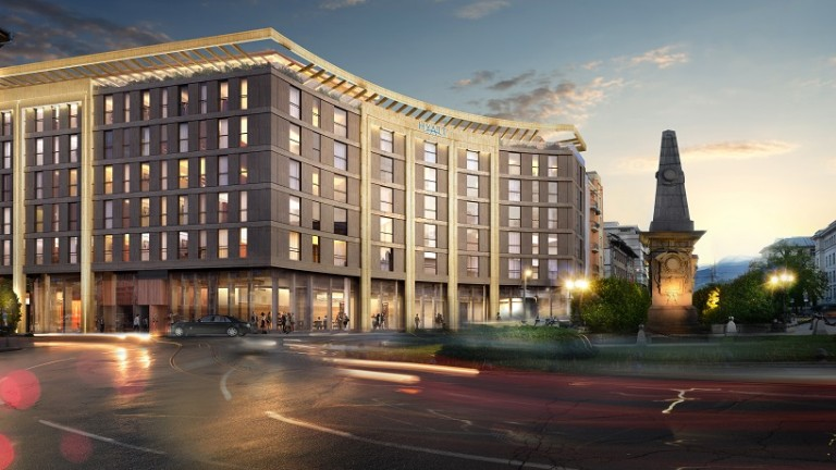 Веригата за луксозни хотели Hyatt ще отвори първия си обект