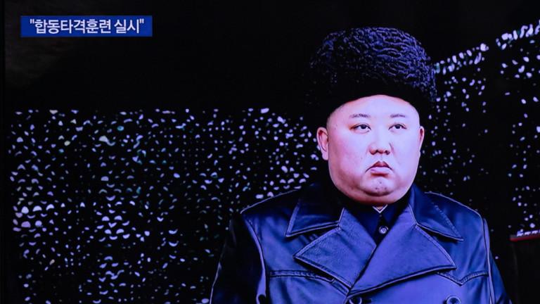 Специален полет на Северна Корея с десетки дипломати и други