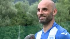 Апостол Попов: Ботев е отборът на сърцето ми, мога да играя до 40 години