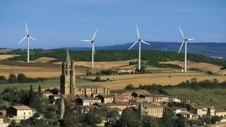 CEZ купи още 8 вятърни централи във Франция