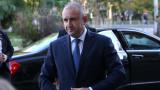 ЕС отхвърли предложение на Румен Радев