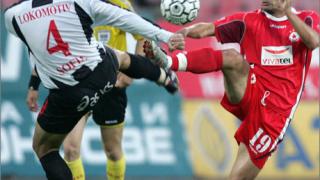 ЦСКА измъкна трите точки срещу Локомотив (София)