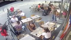 Френски политици подкрепят ударена жена в Париж