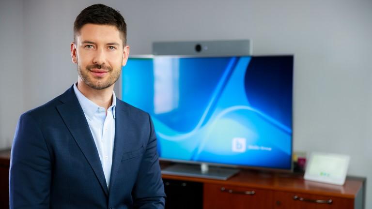 Групата на bTV има нов оперативен директор