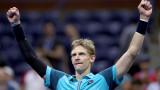 Победа за Кевин Андерсън в заключителния тенис турнир за годината