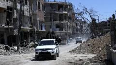 Русия: ОЗХО приключи работата си в Сирия