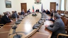 Докладваха на Борисов готовност за старт на ваксинацията