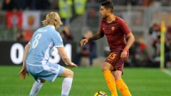 Лацио - Рома 2:0 (Развой на срещата по минути)