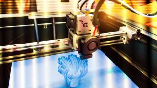 3D принтиран череп спаси дакел