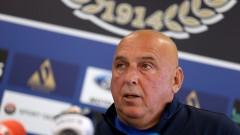 Георги Тодоров: Едва ли друг ще се съгласи да дойде в Левски сега