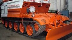 Уникален танк-пожарна ще гаси на Витоша