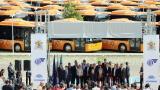 70 нови екоавтобуса с климатик тръгват из София
