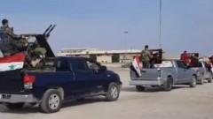 Турската армия нападна сирийски правителствени сили в битката за Африн