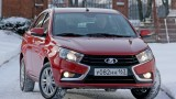 "AвтоВАЗ пуска ""зимна"" Lada Vesta"