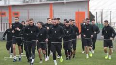 Славия играе контроли с източноверопейски тимове