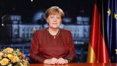 Почти половината германци искат Меркел да сдаде поста