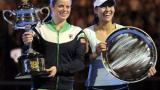 Клайстерс спечели Australian Open