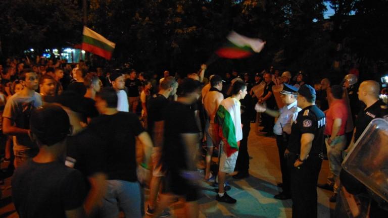 Случаят в Асеновград - брутална и нагла демонстрация според патриотите