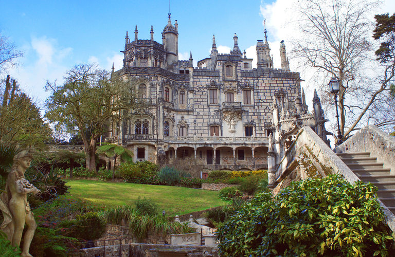 Замъкът Кинта де Регайлейра