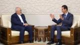 След години на враждебност Сирия се разбра с арабските държави, разкри Башар Асад