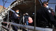 Скок на задържаните нелегални имигранти в САЩ от Мексико