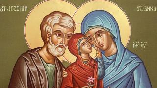 Църквата почита Света Анна