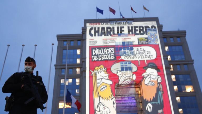 Белгийски учител е уволнен заради карикатура на Мохамед