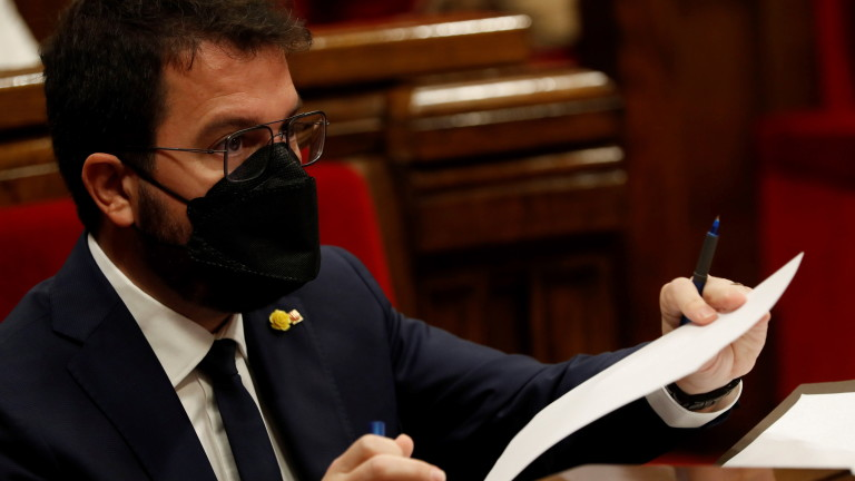 Сепаратист избран за ръководител на правителството на Каталуния