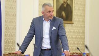 Хаджигенов получил 3 харддиска от МВР за протестите от 2020 г.