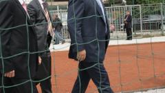 """Борисов: """"Газпром"""" може да спонсорира цялото първенство"""