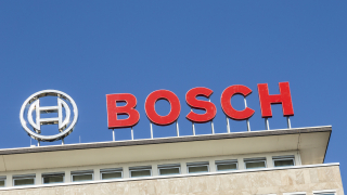 Bosch постигна рекордни приходи в България
