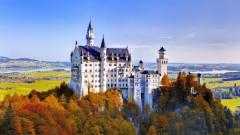 Някои от най-красивите дворци и замъци в Европа