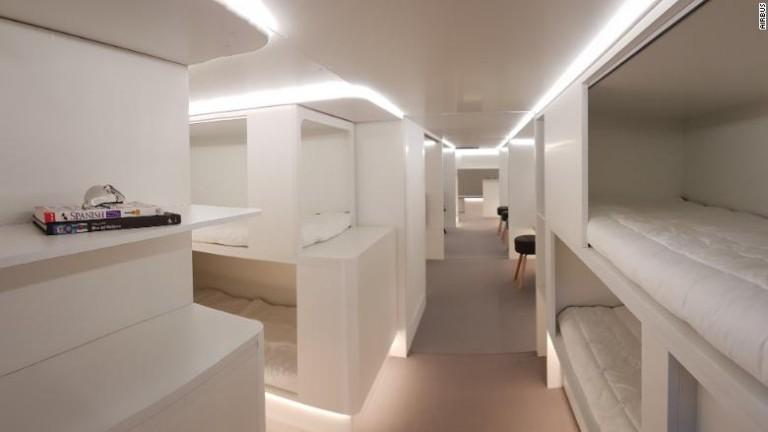 Airbus намери нов начин да удовлетвори пътници, които искат да