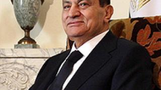 Мубарак: Искам да си ходя, но ще настъпи хаос