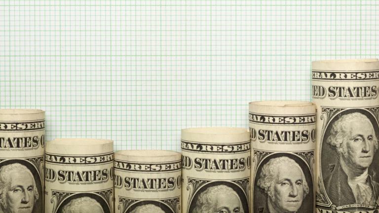Щатският долар не е бил толкова силен от 1986-а