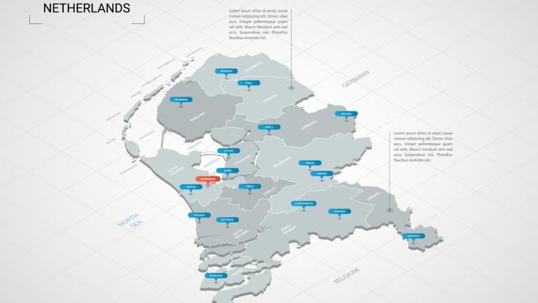 Семейна драма с трима убити и няколко ранени в холандския град Дордрехт