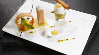 Ето кои са 5-те най-добри ястия в ресторантите със звезди от Michelin