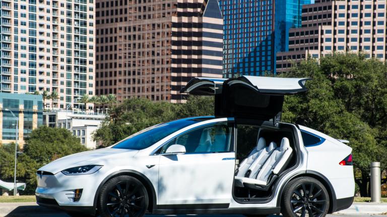 Tesla подобри собствен рекорд