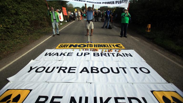 Великобритания не се отказва от строителството на новата АЕЦ