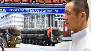 Северна Корея е близо до разработването на междуконтинентална балистична ракета