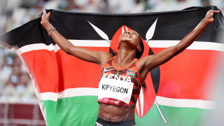 Кенийка отвя конкуренцията в бягането на 1500 метра