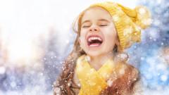Защо децата трябва да играят навън през зимата